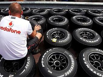 """Bridgestone подготовит новые шины для """"Формулы-1"""" к 2010 году"""