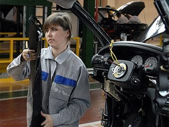 """""""ГАЗ"""" увеличит выпуск автомобилей в два раза"""