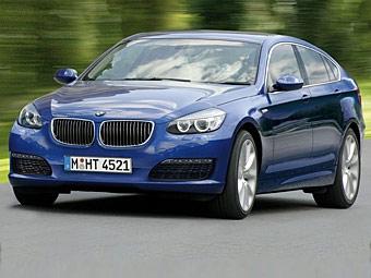 Новую модель BMW представят в 2009 году
