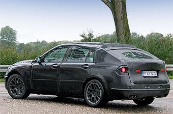 BMW готовит большой спортивный седан