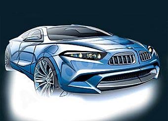 BMW готовит среднемоторный суперкар