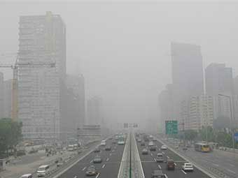 Автомобилистам Китая предложат пересеть на велосипеды