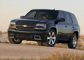 Chevrolet заменит TrailBlazer новым кроссовером