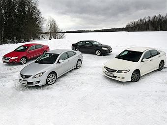Более 80 процентов ввезенных в Россию автомобилей - легковые