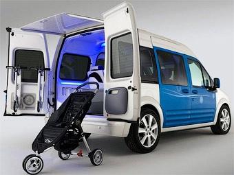 Ford привезет в Нью-Йорк идеальный семейный автомобиль