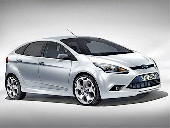 Новый Ford Focus получит 1,0-литровый турбомотор