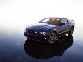 Компания Ford представила обновленный Mustang