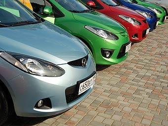 Россия стала главным автомобильным рынком в Европе