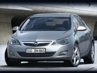 Появились официальные фотографии Opel Astra нового поколения