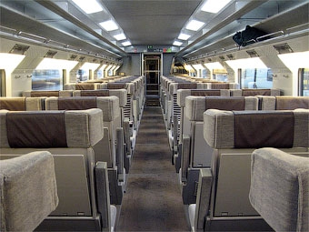 Pininfarina займется переделкой поездов для Великобритании