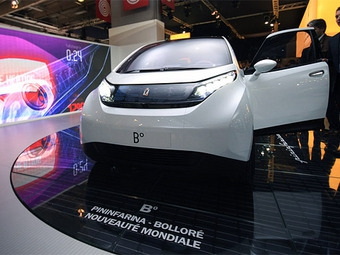Электромобиль Pininfarina проедет без замены батарей 200 тысяч километров