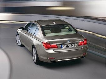Полноприводная версия BMW 7-Series появится в 2009 году