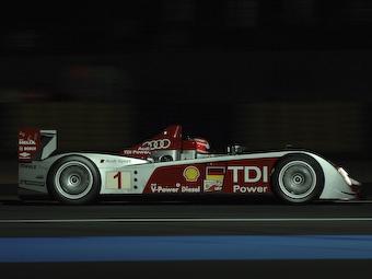 Audi покинула серии LMS и ALMS