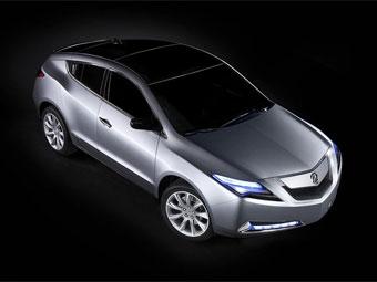 Acura представила в Нью-Йорке конкурента BMW X6
