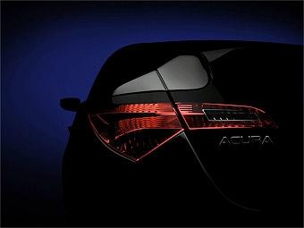 Конкурента BMW X6 компания Acura представит в апреле