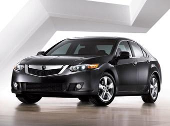 Acura представила фото нового TSX/Accord