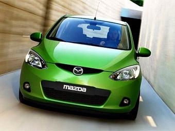 """Mazda2 стала """"Всемирным автомобилем года - 2008"""""""