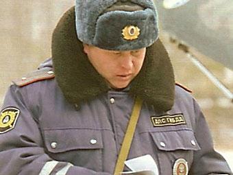 В марте начнет работать московская база данных по водителям-должникам
