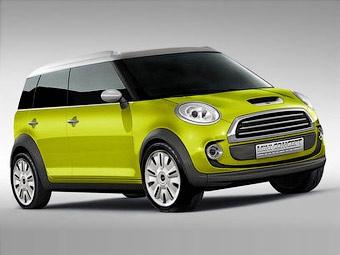MINI покажет во Франкфурте очень маленькую машину
