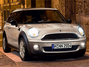 Компания Mini показала самую доступную версию модели Clubman