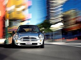 Электрический Mini Cooper покажут в ноябре