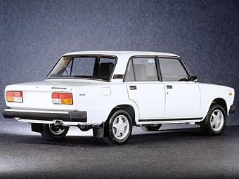 В Чечне начался выпуск автомобилей Lada