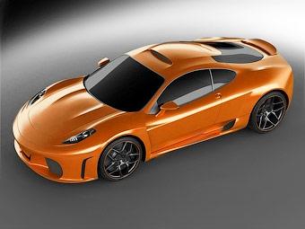 Ателье Novitec построило суперкар на базе Ferrari