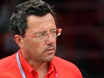 Менеджер Ferrari отстранен от гонок