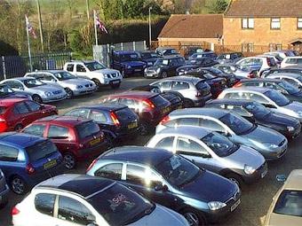Британцам будут приплачивать за новые машины