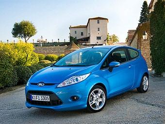 Хэтчбек Ford Fiesta стал самым продаваемым автомобилем Европы