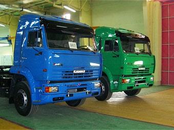 """КамАЗ"" попросил 10 миллиардов на разработку нового грузовика"