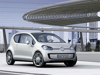 VW разработает малолитражку с расходом два литра на сто километров