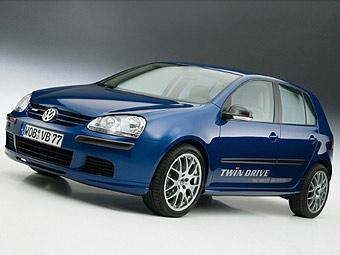 Первый гибрид VW появится не раньше 2015 года