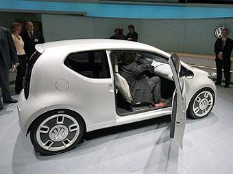 Volkswagen готов отказаться от заднего привода на модели Up!