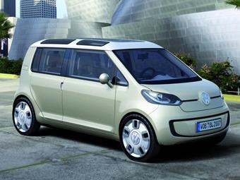 VW показал водородный концепт-кар space up! blue