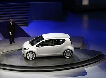 """Volkswagen выпустит """"новую автомобильную икону"""" в 2010 году"""