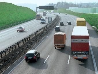 Госдума одобрила создание дорожной госкомпании