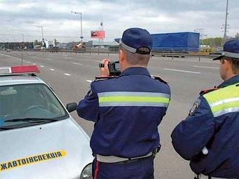 Штрафы за нарушения ПДД на Украине выросли в пять раз
