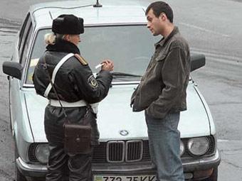 На Украине ввели балльную систему и повысили штрафы