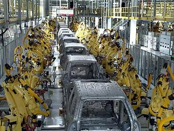 В Петербурге построят семь заводов для Hyundai