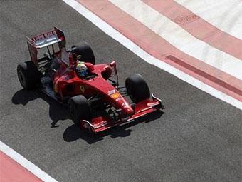 Фелипе Масса показал лучшее время в последний день тестов в Бахрейне
