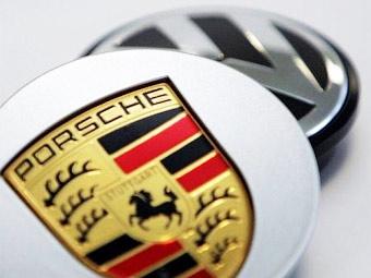 Volkswagen купит компанию Porsche