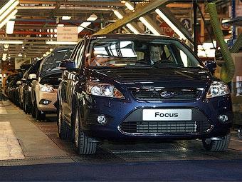 Российский завод Ford сократит производство
