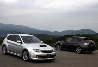Prodrive сделает Subaru Impreza WRX STi мощнее на 100 лошадиных сил