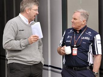 "Команды ""Формулы-1"" обсудят протест Williams"