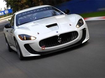 Maserati привезет в Париж гоночный концепт