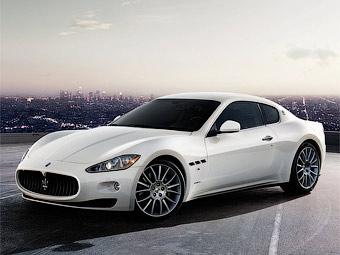 """Купе Maserati GranTurismo S с обычным """"автоматом"""" покажут в Женеве"""