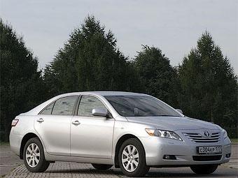 Завод Toyota в Санкт-Петербурге приостановит работу на неделю