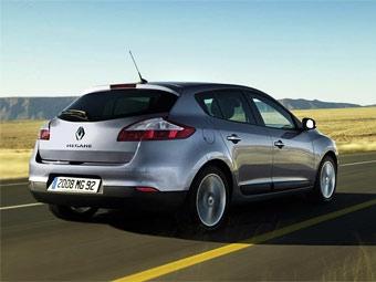 Renault увеличит производство модели Megane из-за роста спроса