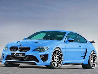 Немецкий тюнер разогнал купе BMW M6 до 367 километров в час